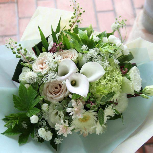 Bouquet Round-style